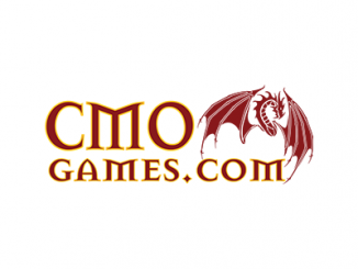 The logo of CMO Games