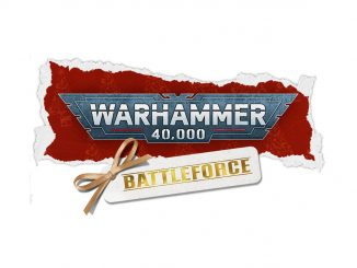 Warhammer 40,000 Holiday Battleforce logo